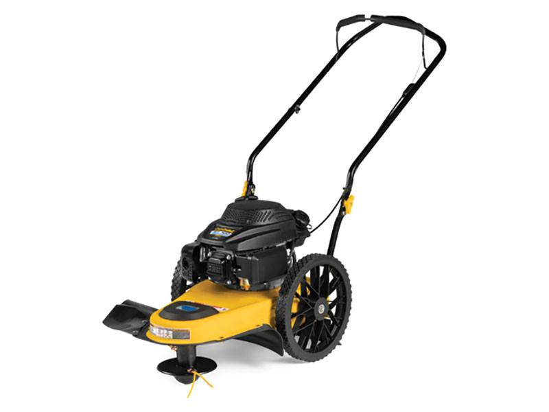 cub cadet wheeled string trimmer reviews