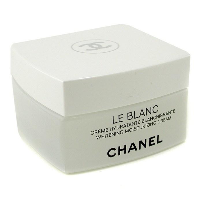 chanel le blanc moisturizing cream review