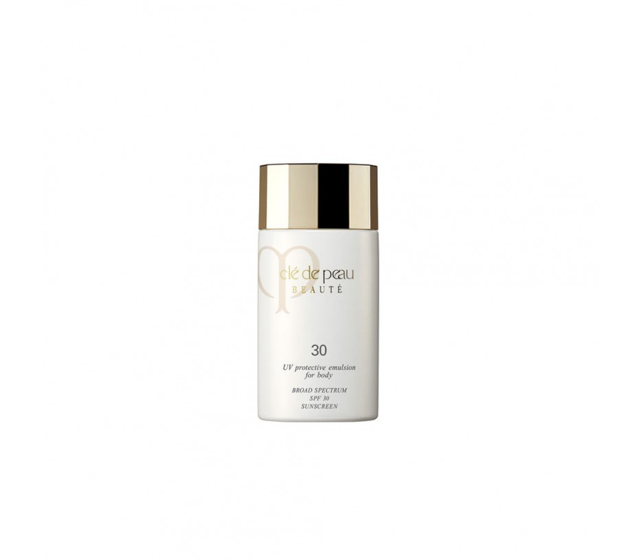 cle de peau sunscreen review