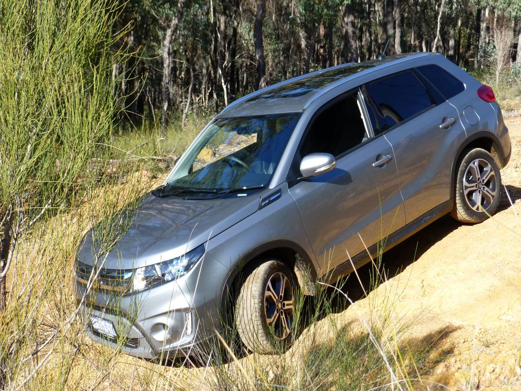 suzuki vitara turbo 4wd review