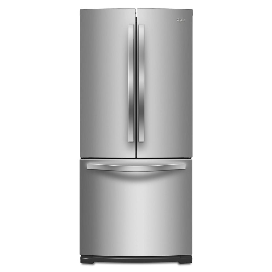french door stainless steel refrigerator reviews