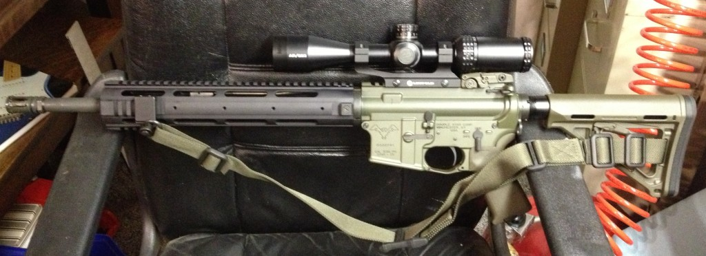 bushnell ar 4.5 18x40 review