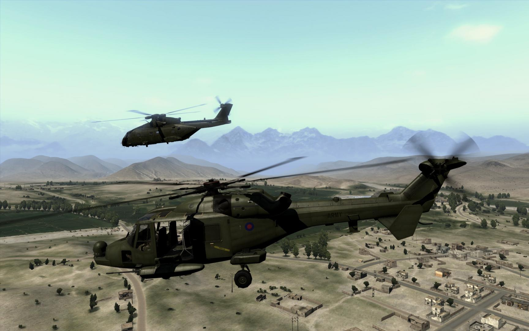 arma 2 british armed forces review