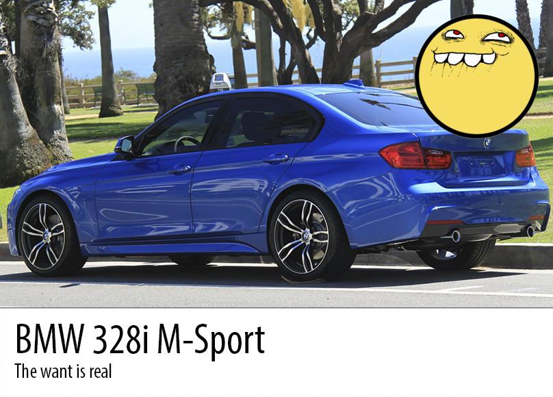 2013 bmw 328i m sport review