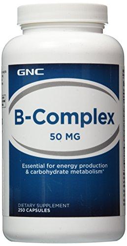 gnc b complex 50 reviews