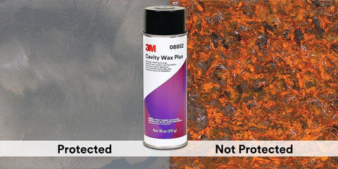 3m cavity wax plus review