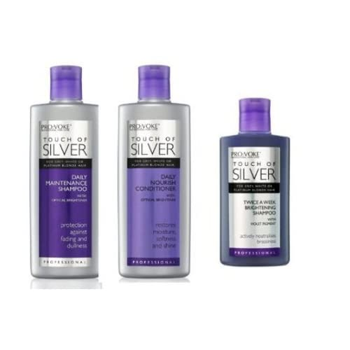 pro voke touch of silver conditioner review