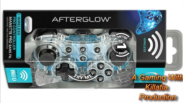 afterglow wii u pro controller review