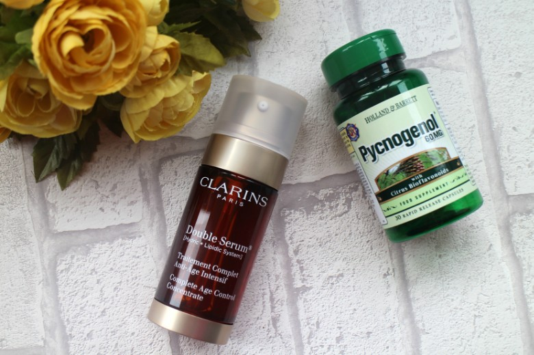 clarins double serum review 2016
