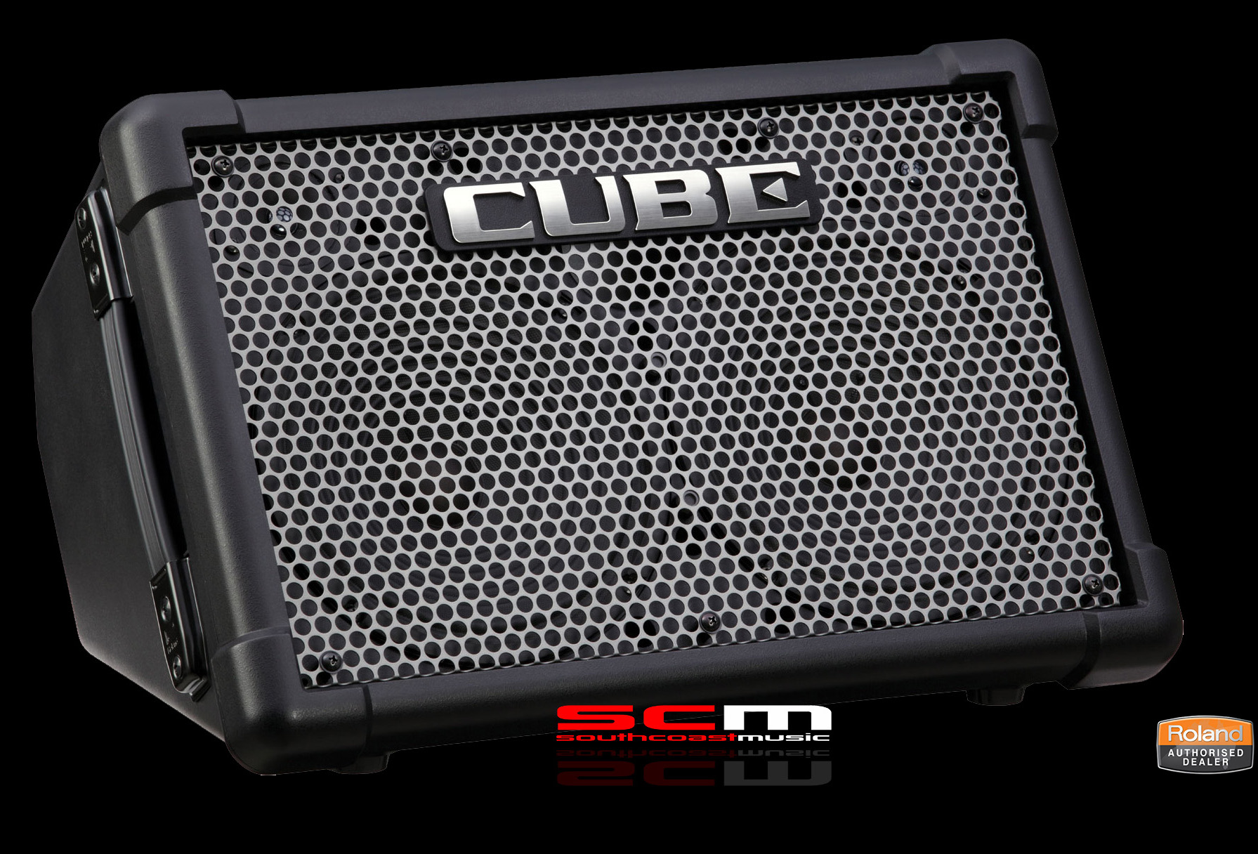 roland cube street ex review