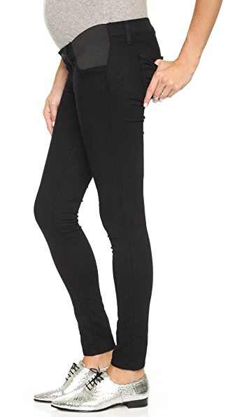 j brand maternity jeans review