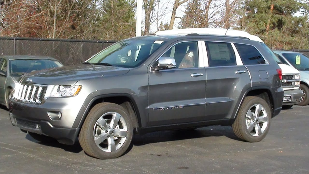 2013 jeep grand cherokee limited 4x4 review