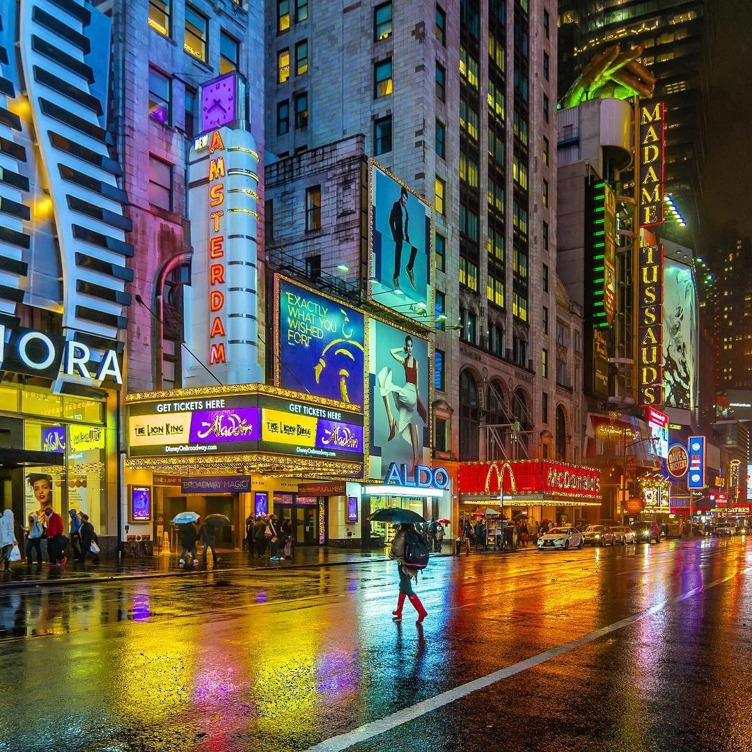 42nd street review the times