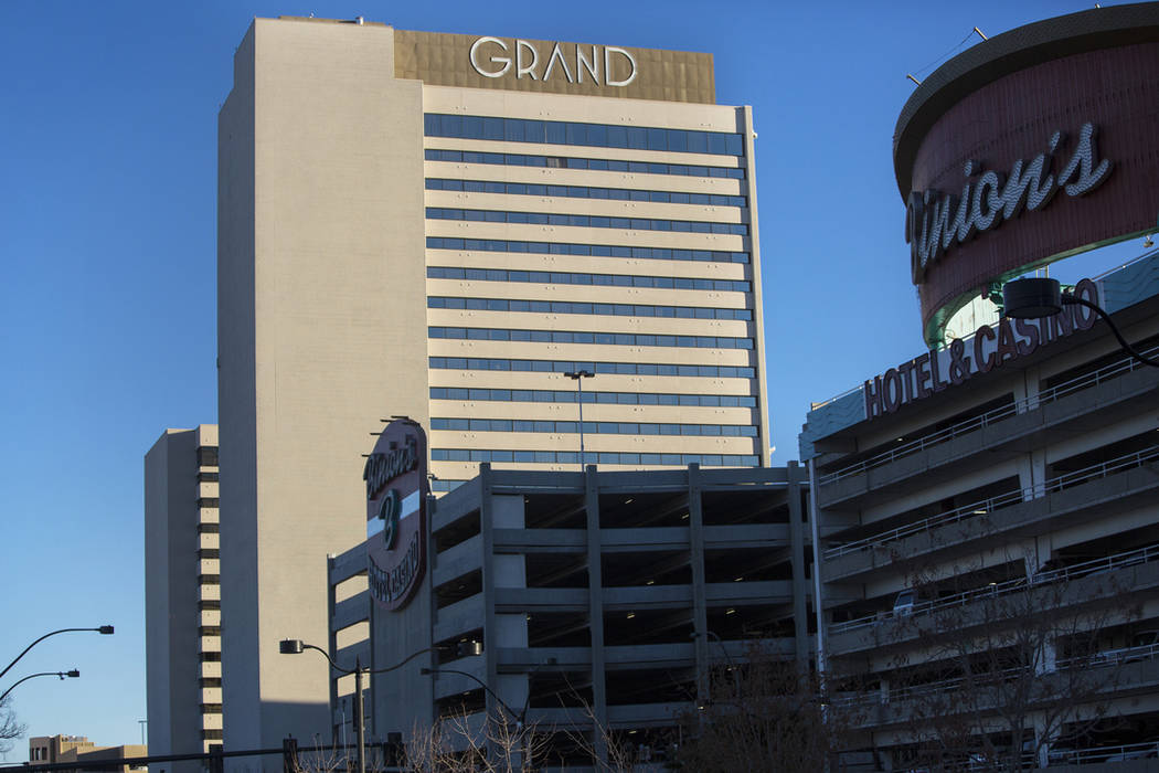 downtown grand casino and hotel las vegas reviews