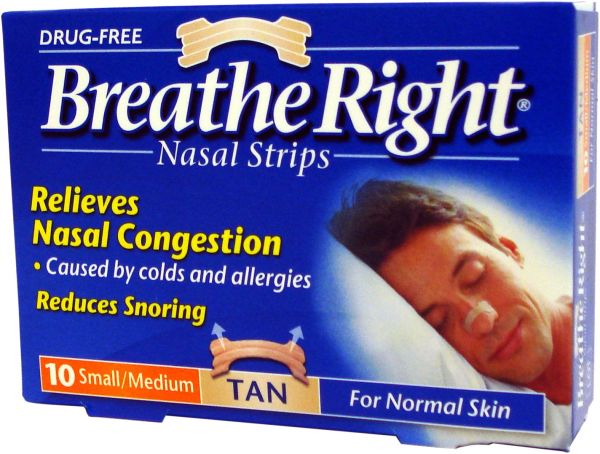 breathe right nose strips reviews