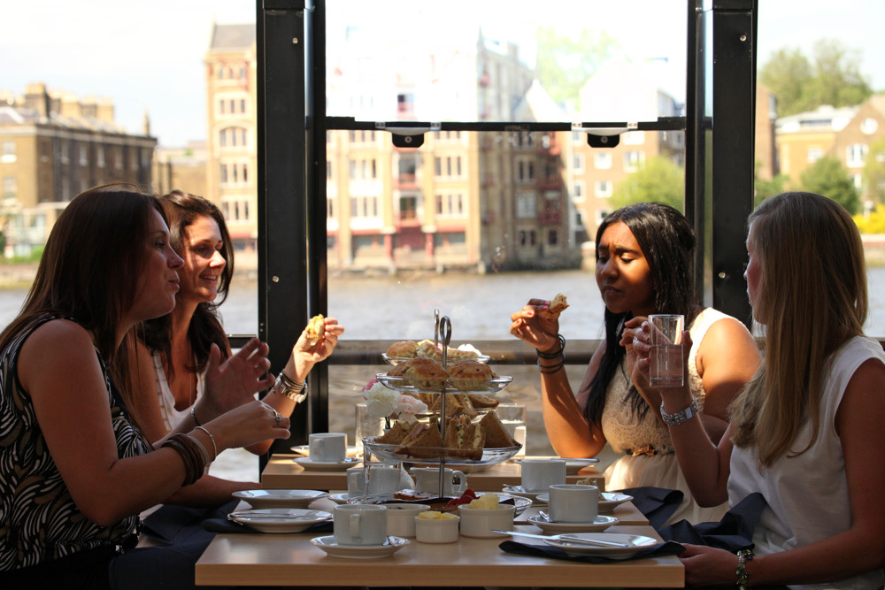 city cruises afternoon tea reviews