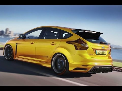 ford focus st 2010 review