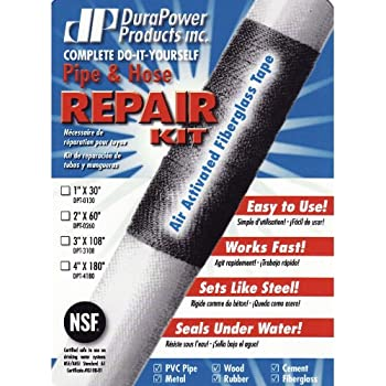 durapower pipe and hose repair kit reviews