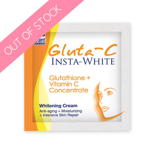 gluta c insta white whitening cream review