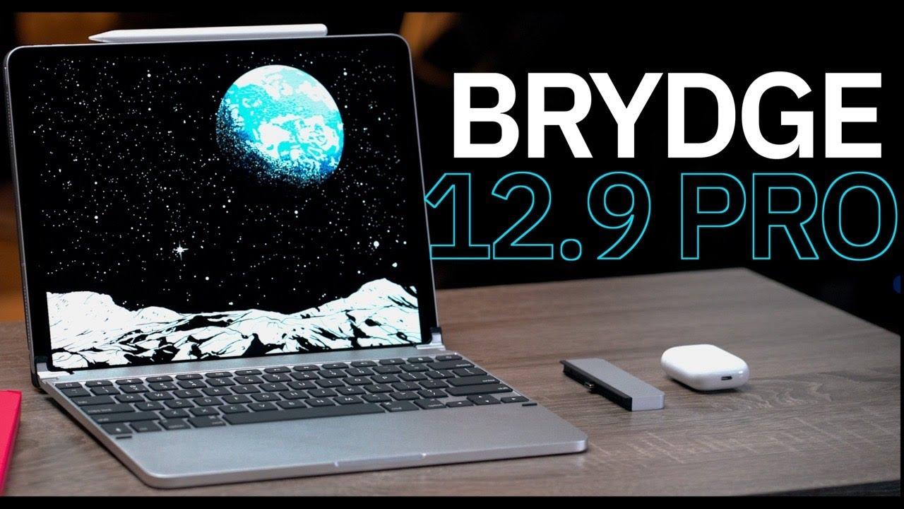 brydge keyboard ipad pro review
