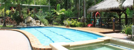 cool waters caravan park cairns reviews