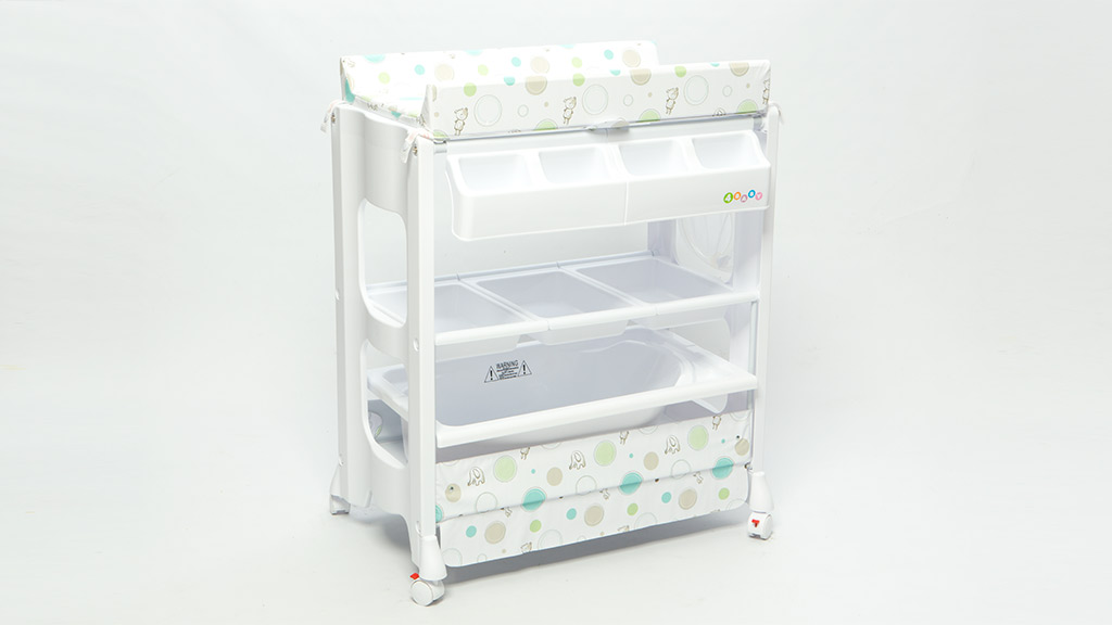 4baby deluxe bath changer review