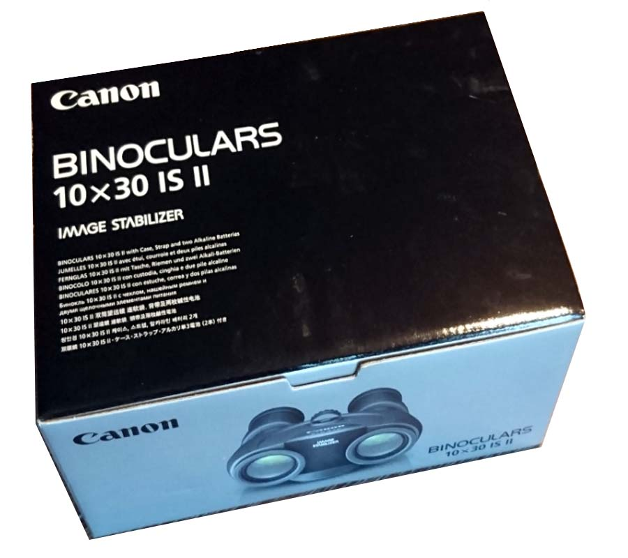 canon 10x30 is binoculars review