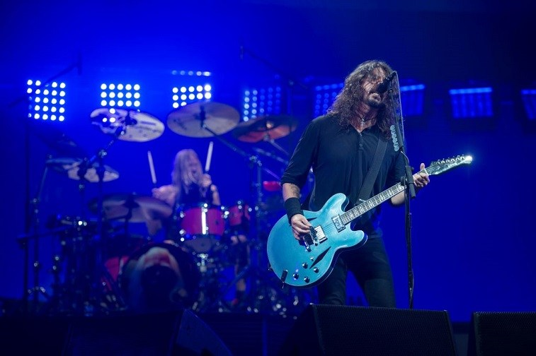 foo fighters glastonbury 2017 review