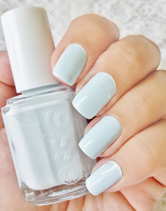 essie find me an oasis review