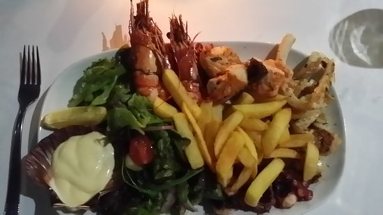 aquarius seafood restaurant georges hall review