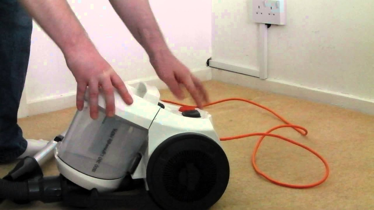 vax vwc bagless cylinder vacuum review