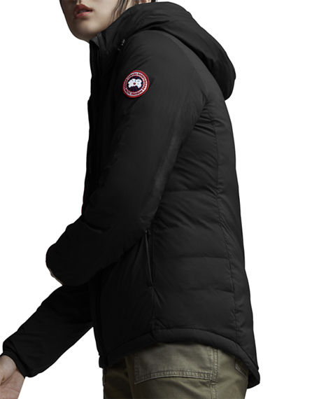 canada goose camp hoody review