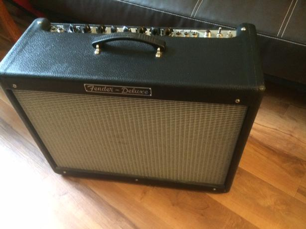 fender hot rod deluxe pr 246 review