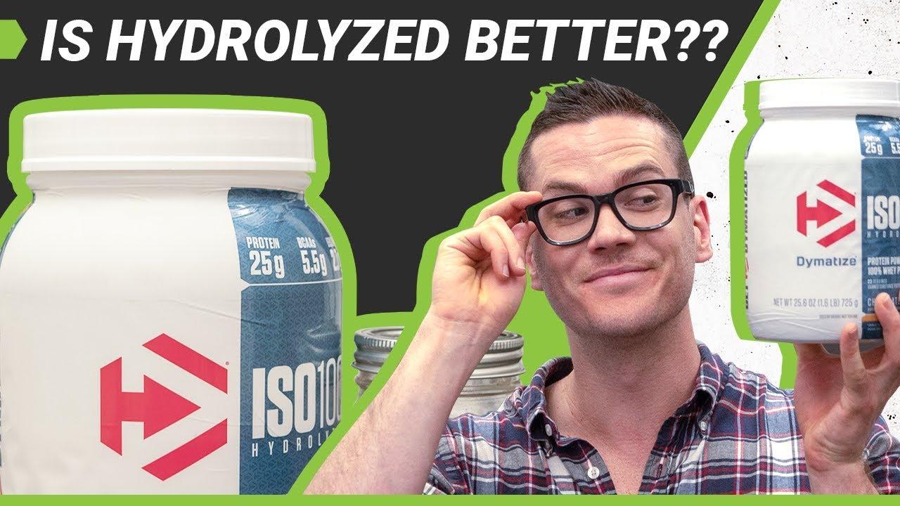 dymatize iso 100 hydrolyzed review