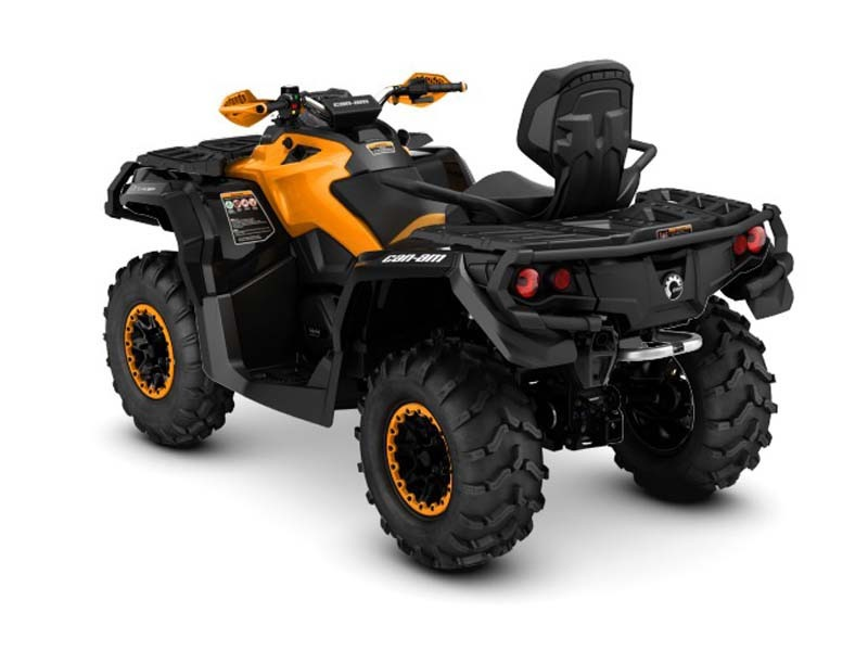 2016 can am outlander 850 review