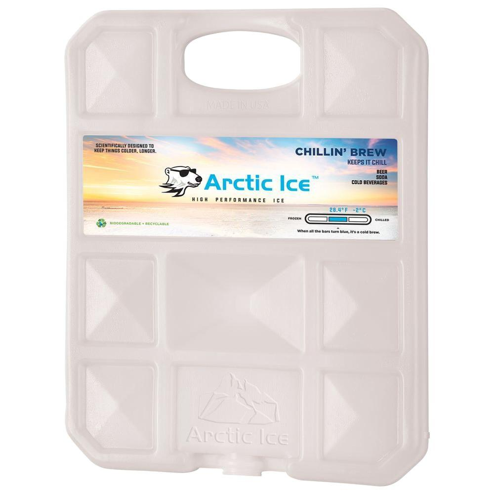 arctic ice cooler packs review