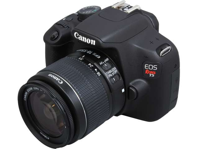 canon eos rebel t5 dslr camera review