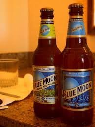 blue moon belgian white review