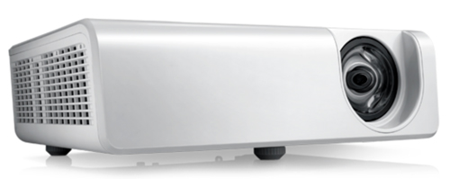 short throw laser projector review