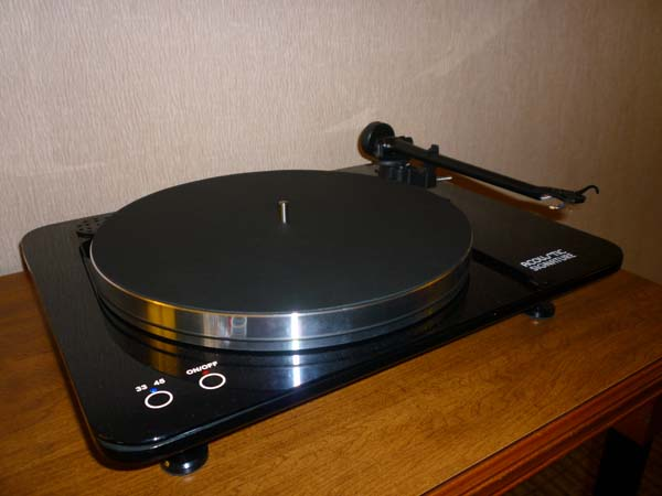 acoustic signature wow turntable review
