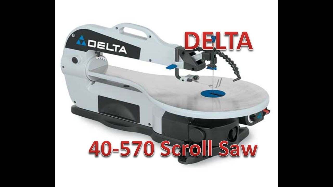 delta 40 694 scroll saw review