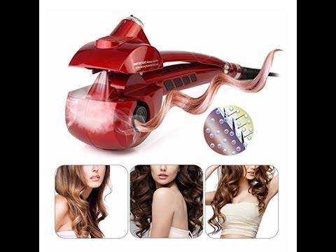 homitt ceramic hair curlers review
