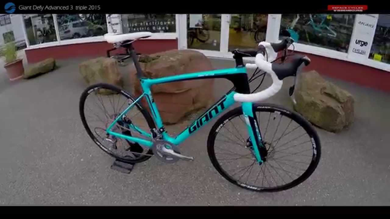 giant defy 3 2015 review