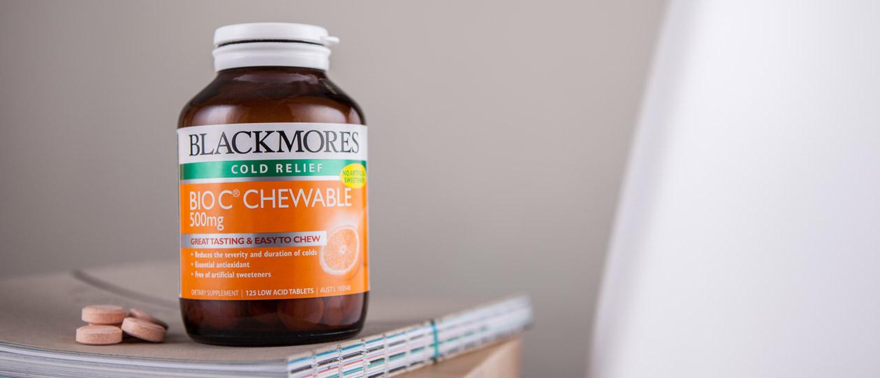 blackmores vitamin c 500mg review