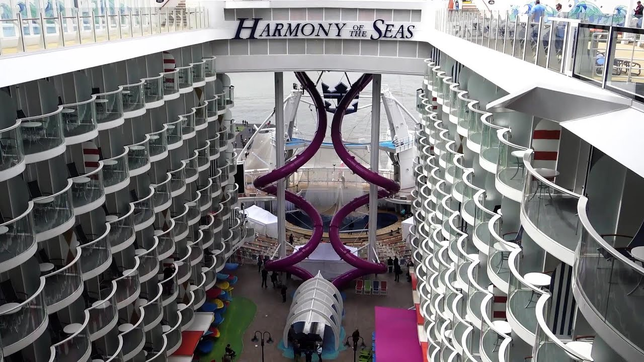 harmony of the seas review