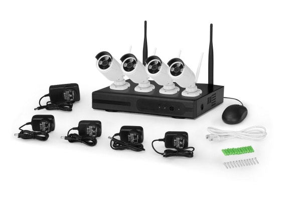 kogan 1080p 1tb security system with 4 wireless cameras review