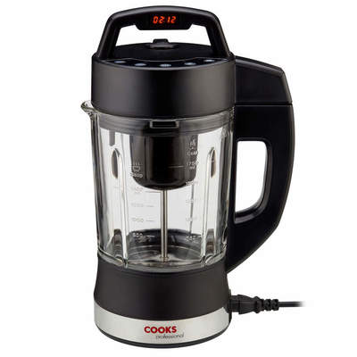 cooks professional soup maker reviews