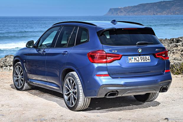 new bmw x3 review 2018