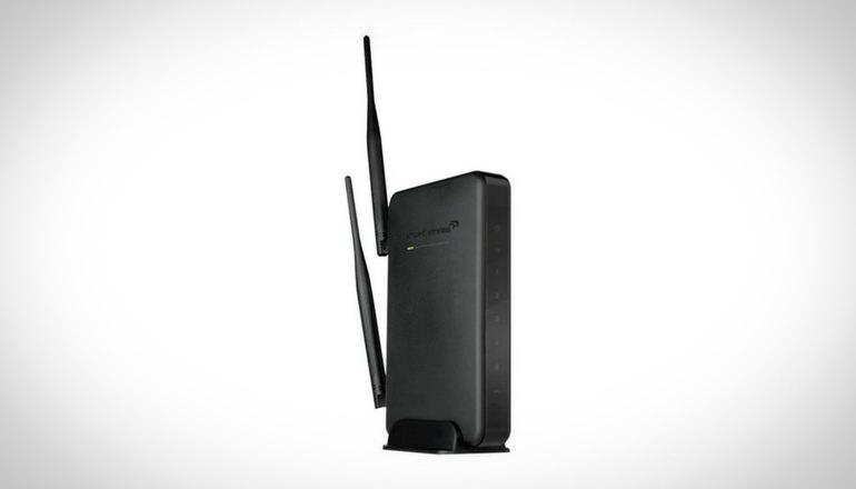 amped wireless wifi range extender review