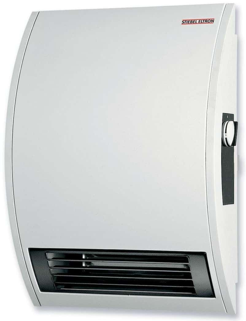moretti wall mounted ceramic heater review